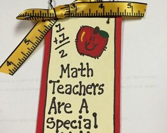 Math Teachers Special Addition