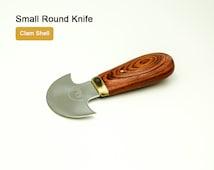 Small Round Knife Head Knife Blade LeatherMob Ivan Leathercraft Craft Tool