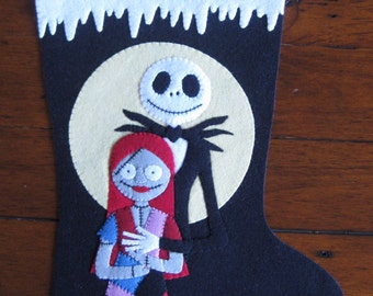 "Nightmare before Christmas 19"" - Completed"