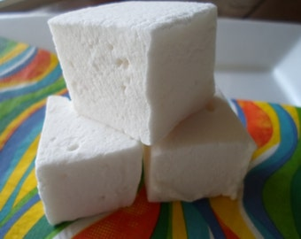 Homemade Vanilla Marshmallows, 1 dozen