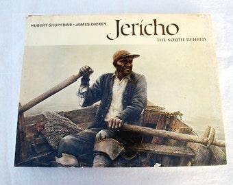 Book, Vintage,Jericho: The South Beheld, H. Shuptrine and J. Dickey, 1974