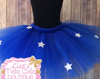 Teen/Adult Wonder Woman Themed Tutu. Plus Sizes available.
