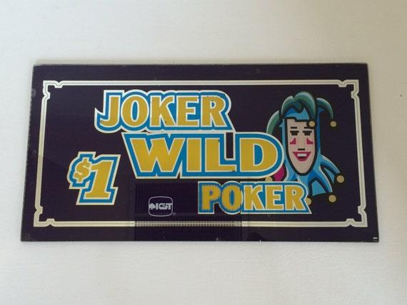 Jokers Wild Poker