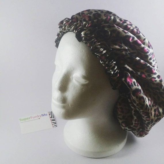 Satin Bonnet For Natural Hair Uk