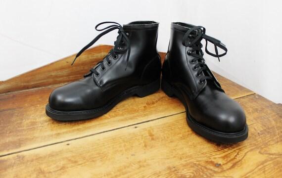 nos knapp work boots s size 7 5d usa made