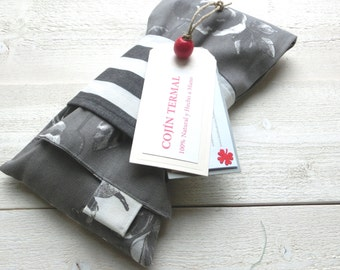 Hot Cold Pack Grey Plaid