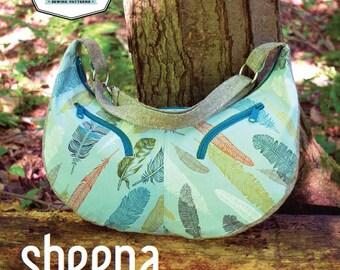 Zippered hobo bag | Etsy