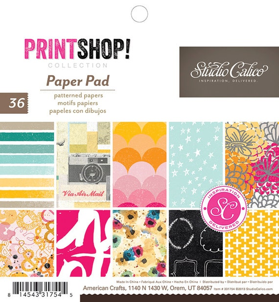 Studio Calico Print Shop