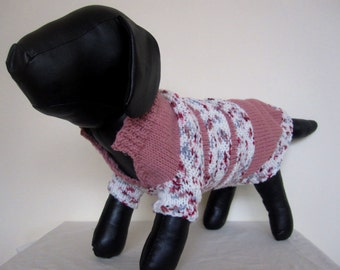 Dog sweater - bulldog sweater/italian greyhound sweater/whippet sweater/pitbull sweater/english bulldog coat