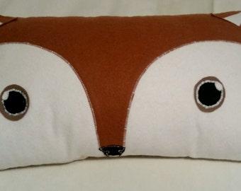 Cushion 'Mr fox'