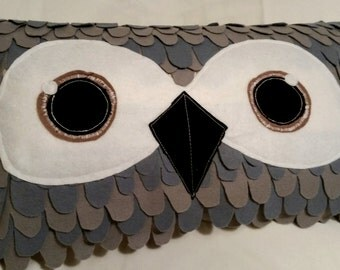 Cushion 'Wise old Owl'