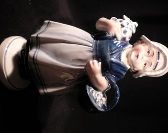 Dutch Girl Figurine