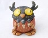World of Warcraft - Troll Moonkin Sculpture