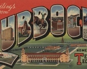 Lubbock Etsy
