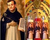 Saint Bill Murray Prayer Candle
