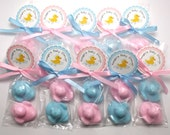 Baby Shower Favors, Duck Baby Shower, Baby Favors, Duck Soap, Duck Baby Shower Favor, Baby Shower Gift - Set of 10