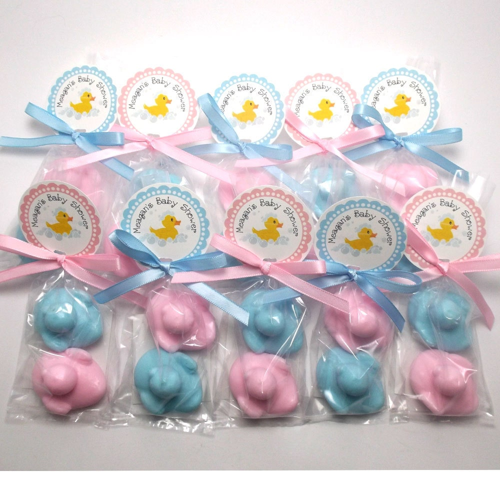 baby shower favors duck baby shower baby favors duck soap
