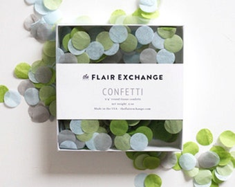 Tissue Paper Confetti - Blooming - Petite Party Studio