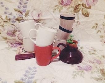 Mix Mug Set