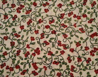 Timeless Treasures - Holiday - Design #CM6360 - Cotton Woven Fabric