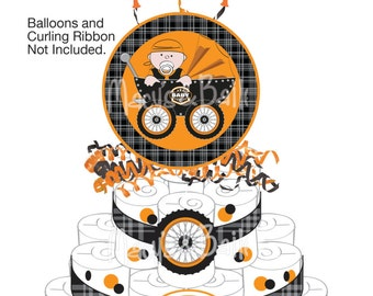 EASY Diaper Cake Biker Graphics and Instruction Manual