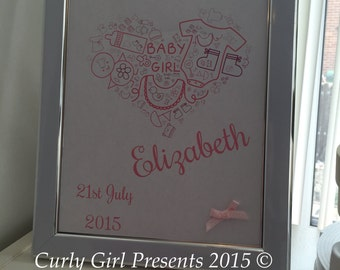 New baby Gift Christening Present Baptism Congratulations on the birth Naming Ceremony Gift
