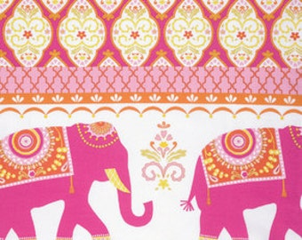 Sundara Oasis Kalindi Pink - 1/2yd