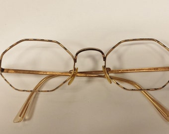 Vintage Hud Gold Filled Eyeglass Frames