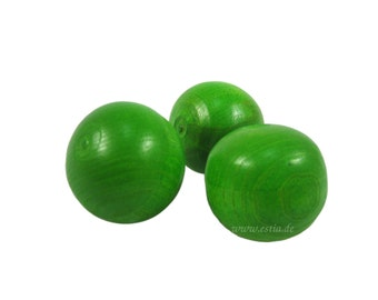 Lime, Wooden Play Food