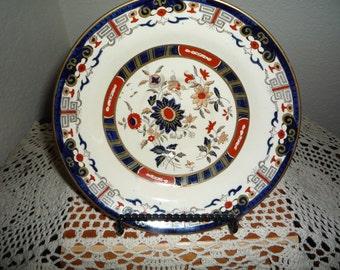 Mason Ironstone Plate