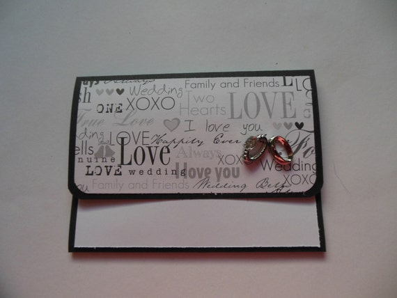 Wedding Gift Card Holder, Bridal Shower Gift, Wedding Gift, Wedding ...