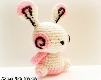 Crochet Spinda Inspired Chibi Pokemon