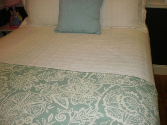 hotel style bed scarves 2