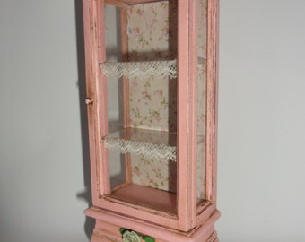 1:12 scale shabby furniture
