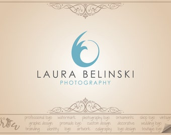 Premade Logo, Photography Logo & Watermark