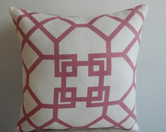 Designer fabric by Windsor Smith,18x18-19x19-20x20,Pillow cover,decorative pillow.throw pillow,accent pillow,same fabric front and back
