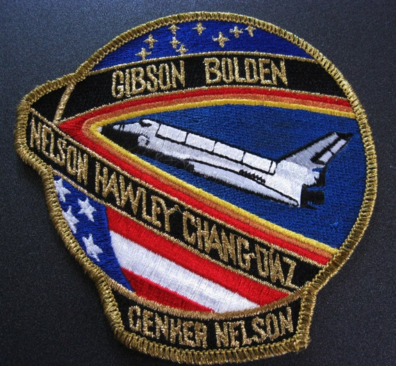 space shuttle columbia mission patch - photo #11
