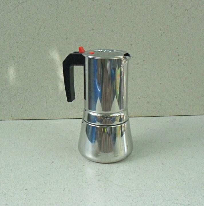 Italian Coffee Maker Parts : Italian stove top espresso maker / coffee maker. Alimenti