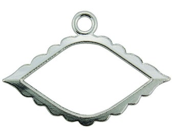 Wrapper Marquee by Artistic Wire Silver Plated (Pkg of 5)  (810SP-06)