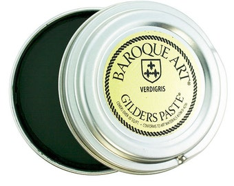 Gilders Paste - Verdigris (dark green) (PM2014)