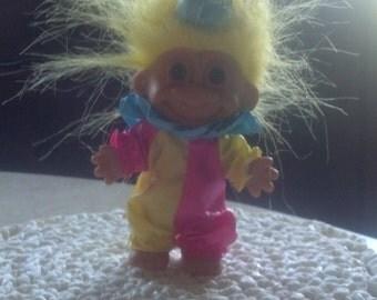 Troll doll in a birthday suit