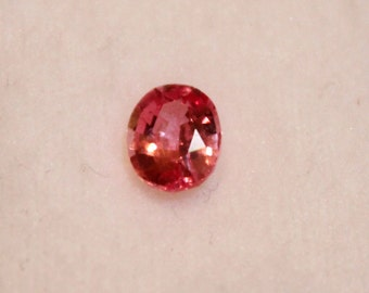 PADPARADSCHA 0.85CTS SAPPHIRE