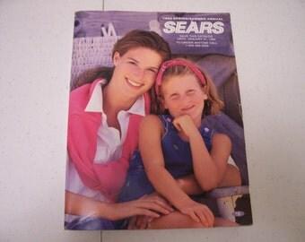 Vintage Sears Catalog - 1993 Spring/Summer Annual