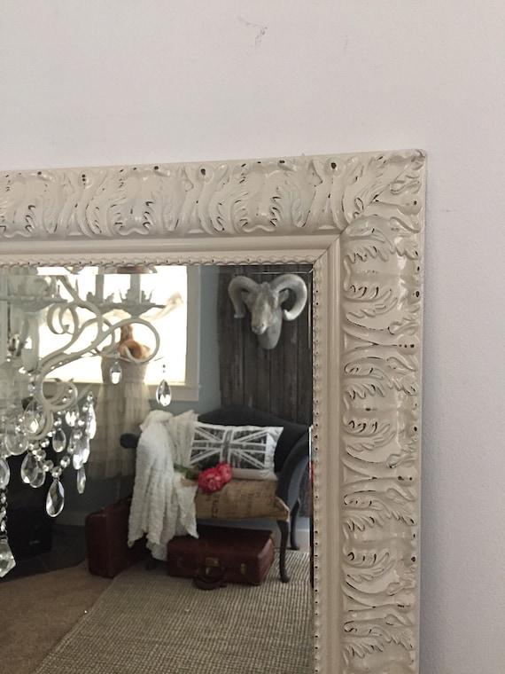 top 28 shabby chic bathroom mirrors antique white distressed mirror shabby chic mirror
