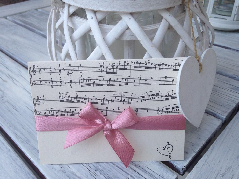 Matrimonio Tema Musica Idee : Partecipazioni matrimonio nozze tema musica modello