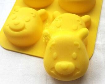 Winnie The Pooh Mold Etsy