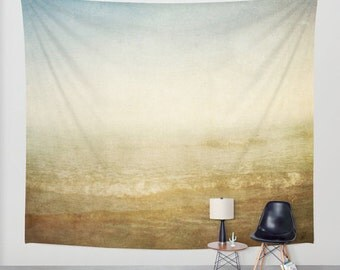 wall tapestry, large size wall art, wall decor, photo tapestry, tapestry, wall hanging, abstract tapestry, yellow tapestry