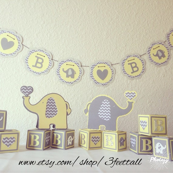 baby shower decoration package gender neutral baby shower decoration