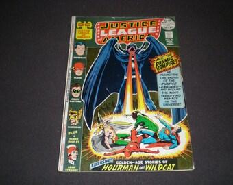 Justice League 96, (1972), Origin of Hourman, DC Comics JK