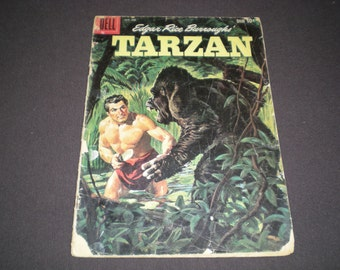 Tarzan 116 (1960), Dell/Gold Key Comics ST